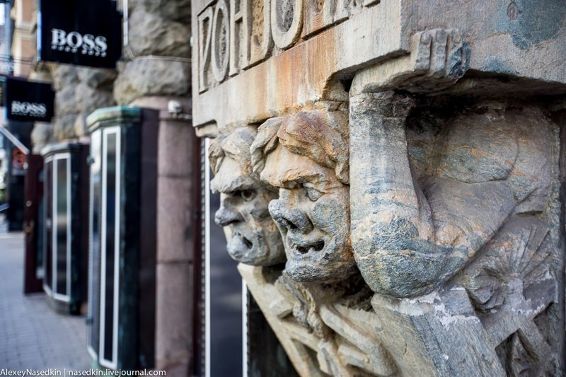 Хельсинки. Без лица или многоликий? история, путешествия, факты, фото