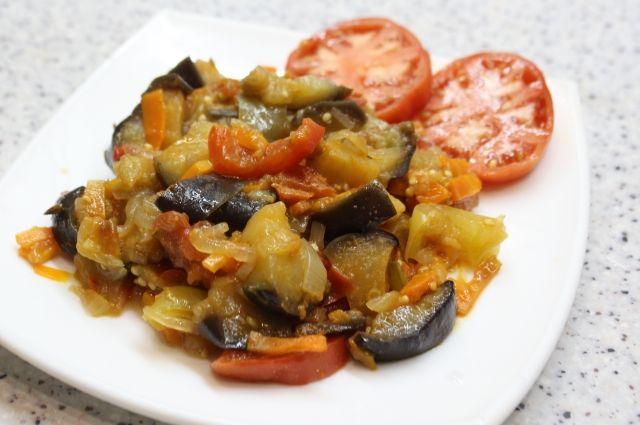 Лето - сезон рагу. Рецепты для сытного обеда и полезного ужина