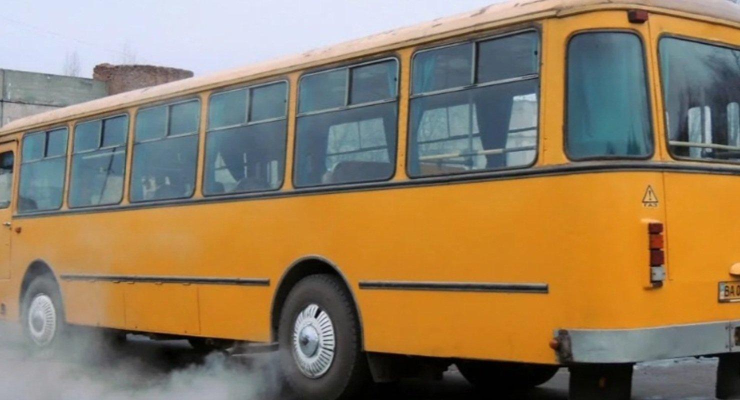 В каком городе Украины все еще эксплуатируют советские автобусы ЛиАЗ-677(М)?