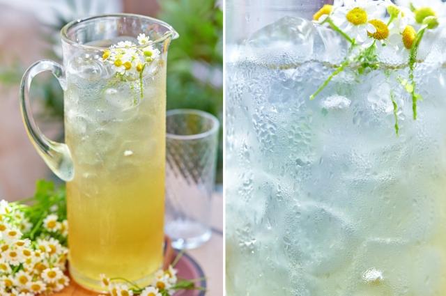 Три оригинальных освежающих напитка