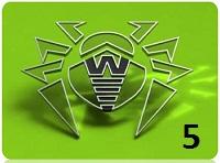 Антивирус Dr Web для Windows (часть 5)