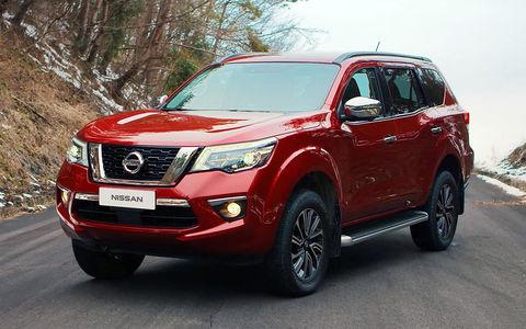Nissan Terra: возвращение старого доброго Pathfinder. Дождемся в России?