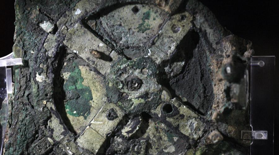 Антикитерский механизм: часть загадочного древнего механического компьютера неизвестной цивилизации