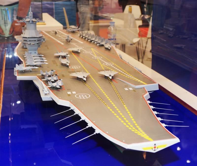 Гора мускулов: какими будут боевые корабли через 50 лет. Часть 2 вмф