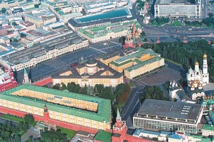 Кладовая секретов. Московский Кремль до сих пор полон тайн