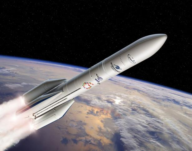Четыре суперракеты должны впервые стартовать в 2020 году