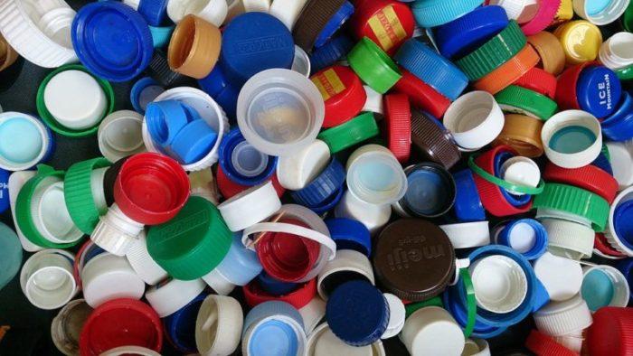 Пластиковые крышечки — мелоч…