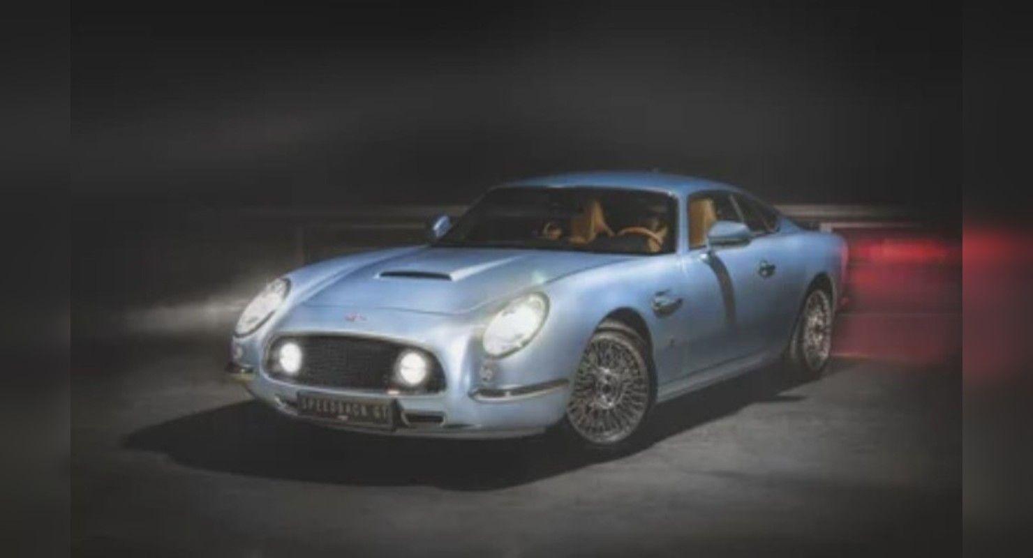 Эксклюзивное купе DBA Speedback GT получило место для пикника и индивидуальный набор напитков Автомобили