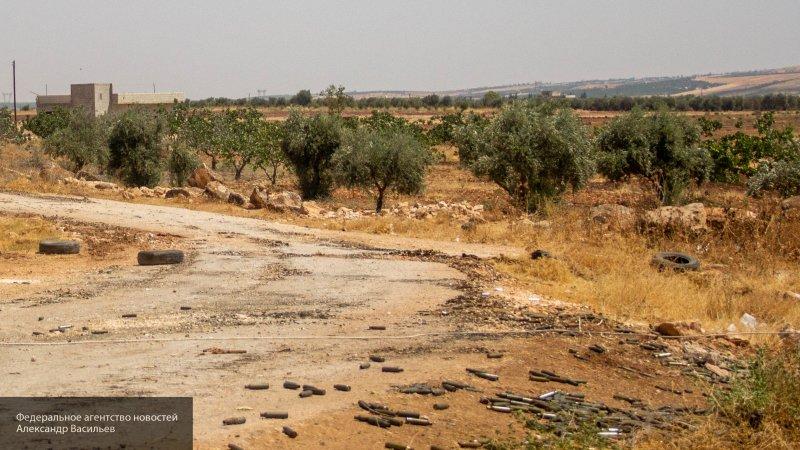 Три деревни в провинции Идлиб освобождены сирийской армией