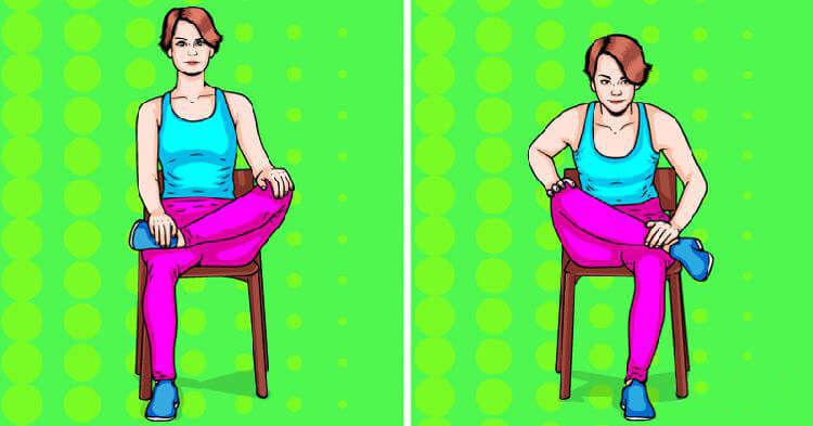 6 упражнений для спины, кото…