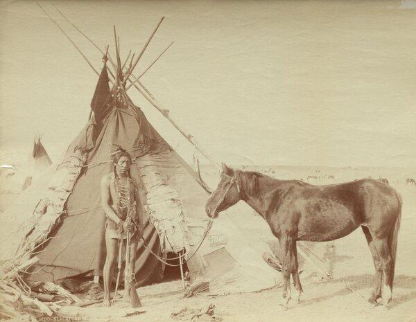 Индейские войны в бесценных фотографиях всемирная история