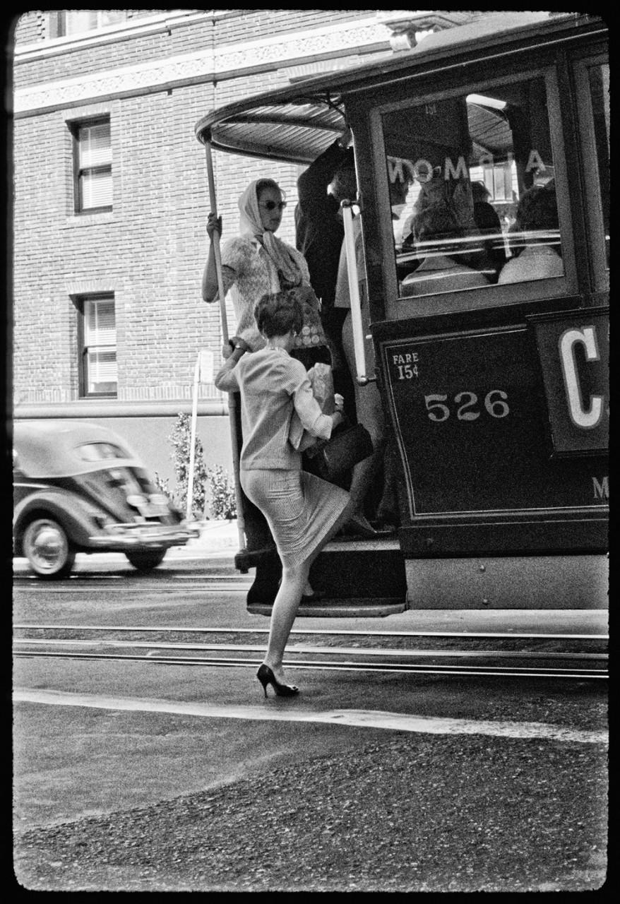 San-Frantsisko-ulichnye-fotografii-1940-50-godov-Freda-Liona 12