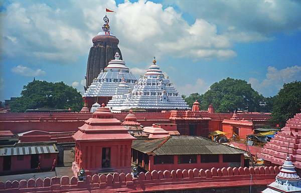 Храм Джаганнатха в Пури, штат Орисса. О Индийской мифологии.Или как не попасть в секту.