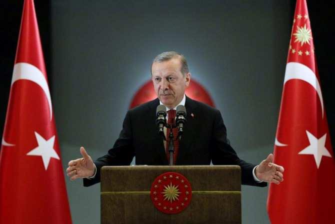 Эрдоган выступил с открытыми…
