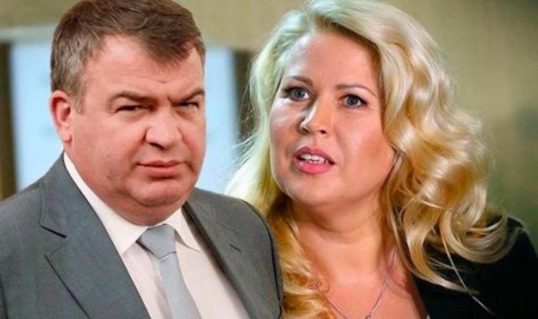 Высокая свадьба Сердюкова и Васильевой – или властный беспредел в России