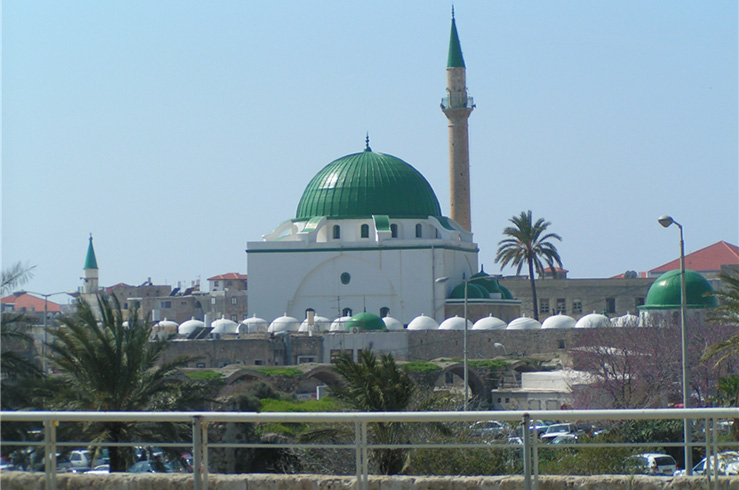 Мечеть Джеззар Паша