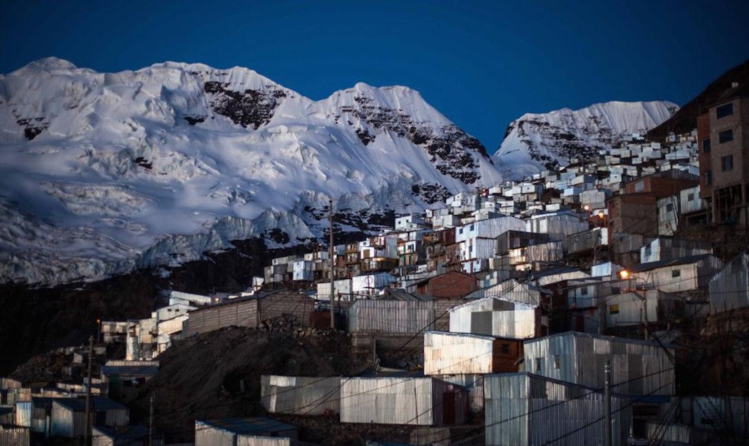 Как живут в самом высокогорном городе планеты: 5 километров выше уровня моря является, высоте, ЛаРинконада, городок, миреПоселок, построен, умопомрачительной, несколько, километров, лежит, Bella, Durmiente, ледника, «Спящая, красавица»Попасть, только, можно, изолированых, преодолев, опасную