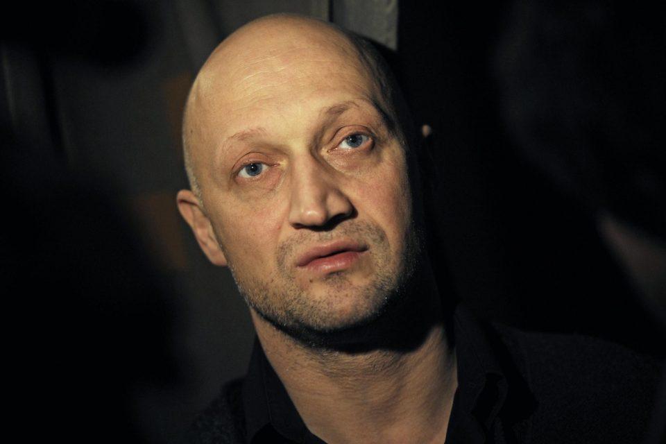 Гоша Куценко готовится стать дедушкой