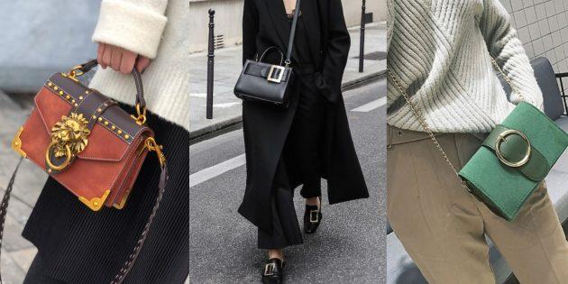 Что носить модным девушкам этой осенью и зимой