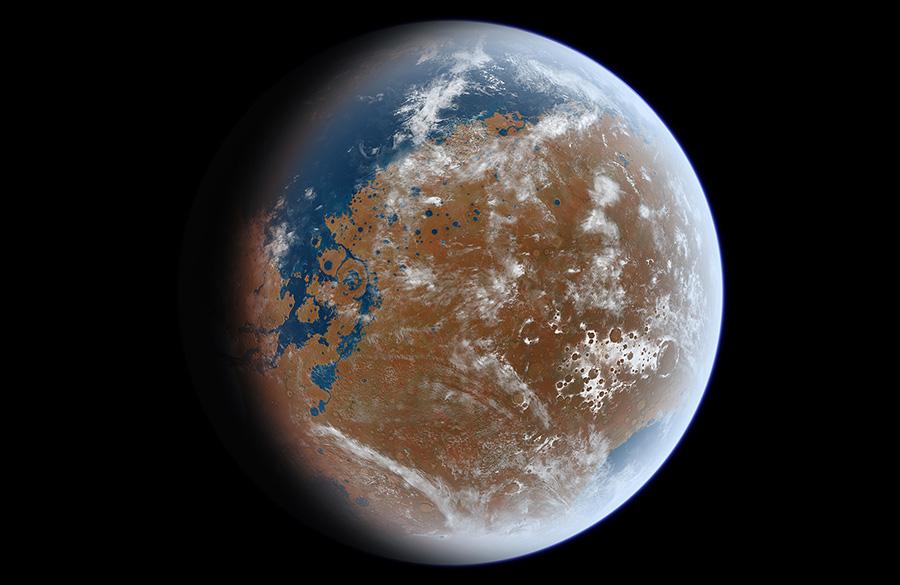 Дом на Марсе, который точно построят