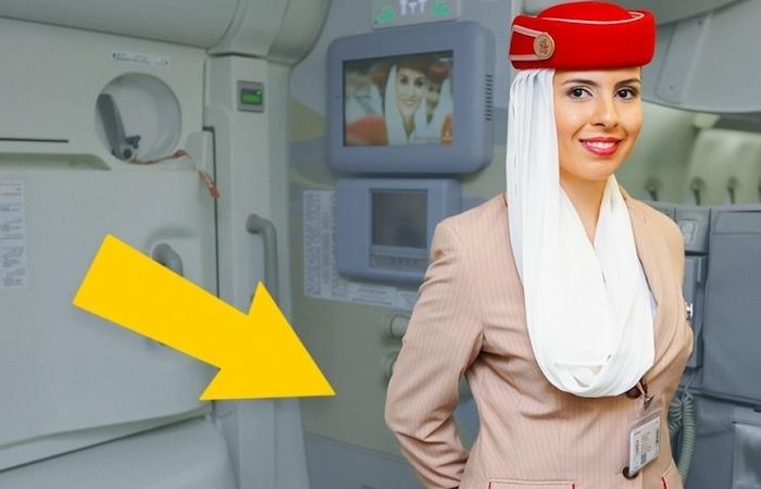 Почему стюардессы так часто держат руки за спиной: маленький секрет, о котором не рассказывают авиакомпании