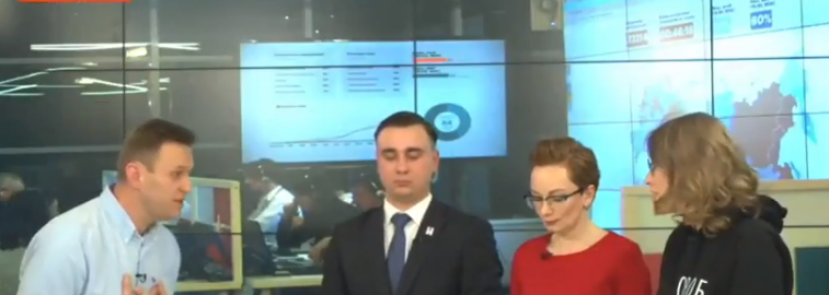 Собчак назвала Навального мелочным и нацистом