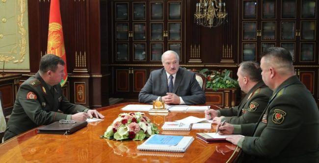 Лукашенко изучил ответные меры вотношении учения НАТО вЕвропе