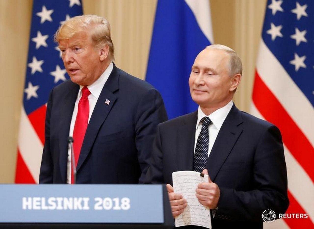 Путин — Трамп. Краткие итоги…