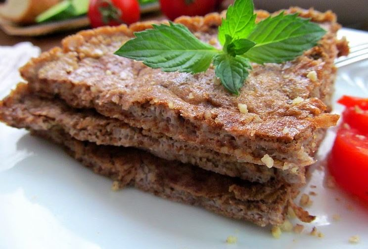 Ореховый омлет по-имеретински завтрак,кулинария,омлет