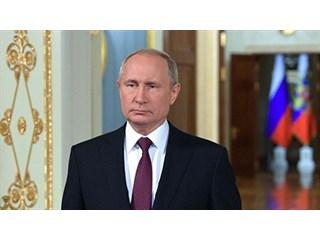 Лавровый венок для Путина