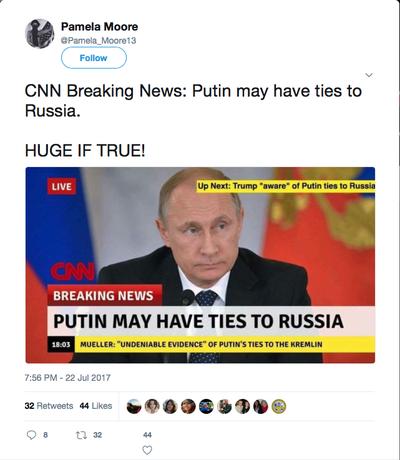 CNN и расследование века: Пу…