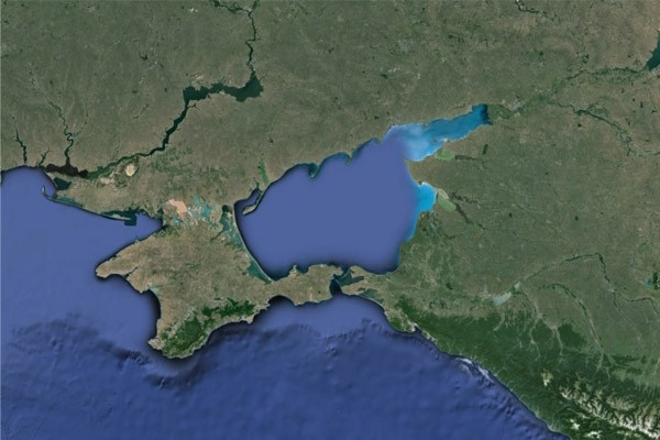 Россия захватит Азовское мор…