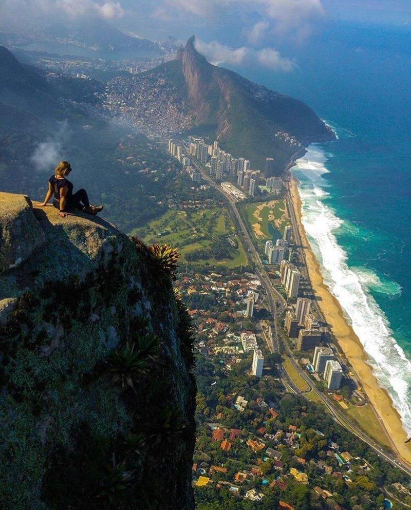 Rio de Janeiro, Brazil красивые места, мир, планета, природа, путешествия
