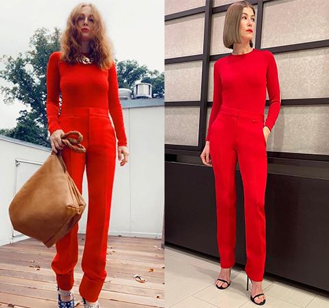Модная битва: Джулианна Мур против Розамунд Пайк