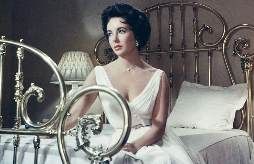 «Большим девочкам нужны большие бриллианты»: уроки Элизабет Тейлор знаменитости,мода и красота,стиль,стиль жизни,Элизабет Тейлор