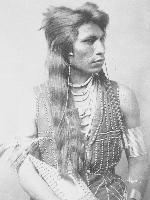 Индейцы Северной Америки: бердаши gender, в мире, интересно, люди, познавательно, третий пол, факты