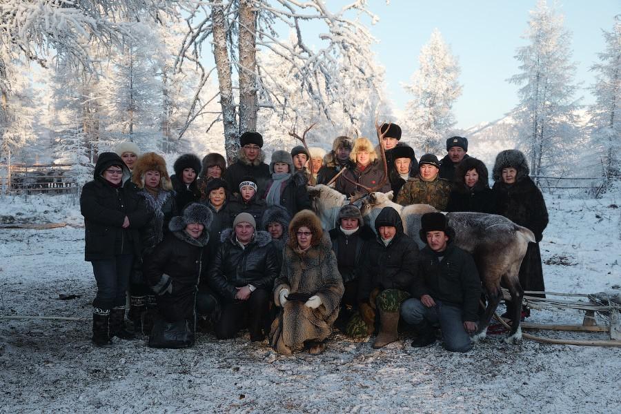 Оленеводческая бригада животные,жизнь,история,мир,планета,факты