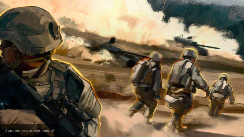 Военнослужащий США погиб в ДТП в сирийской провинции Дейр-эз-Зор