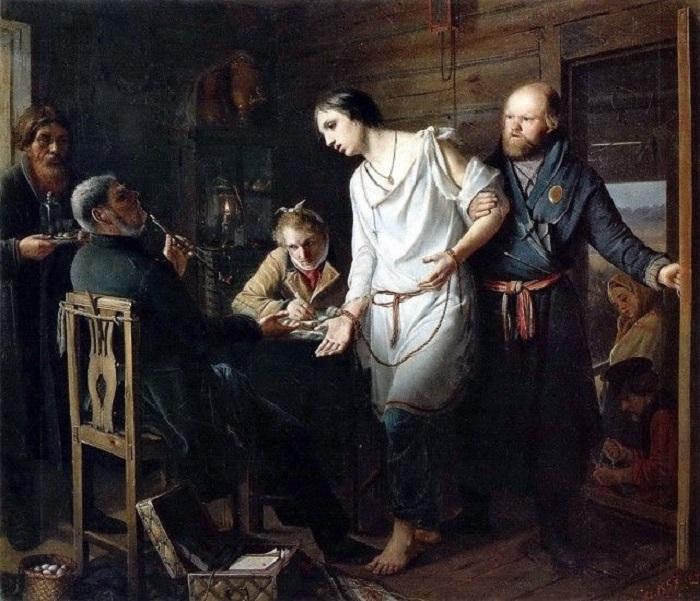 Реализм – стиль, который использовал автор во время создания картины.