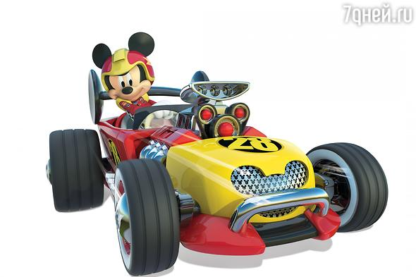 mickey and the roadster racers - HD1280×956