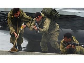"""""""Черная смерть"""": почему русских морпехов боятся во всем мире"""