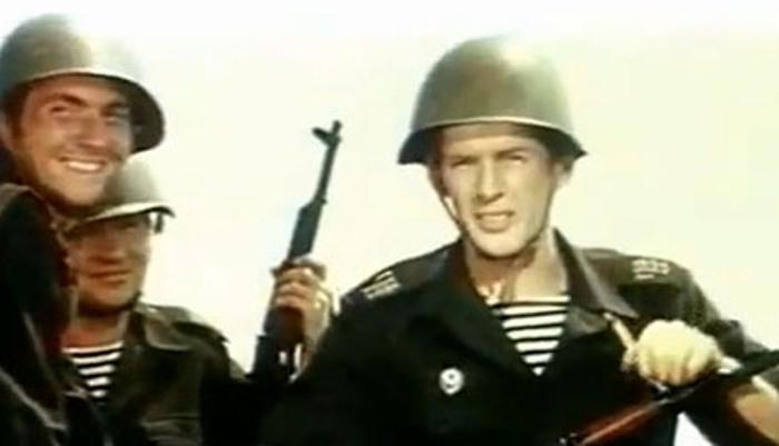Кадр из фильма *Про Витю, про Машу и морскую пехоту*, 1973 | Фото: kino-teatr.ru