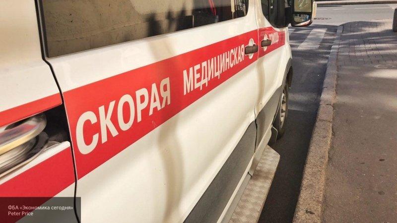 В Ростове пьяный мужчина за рулем на высокой скорости врезался в столб