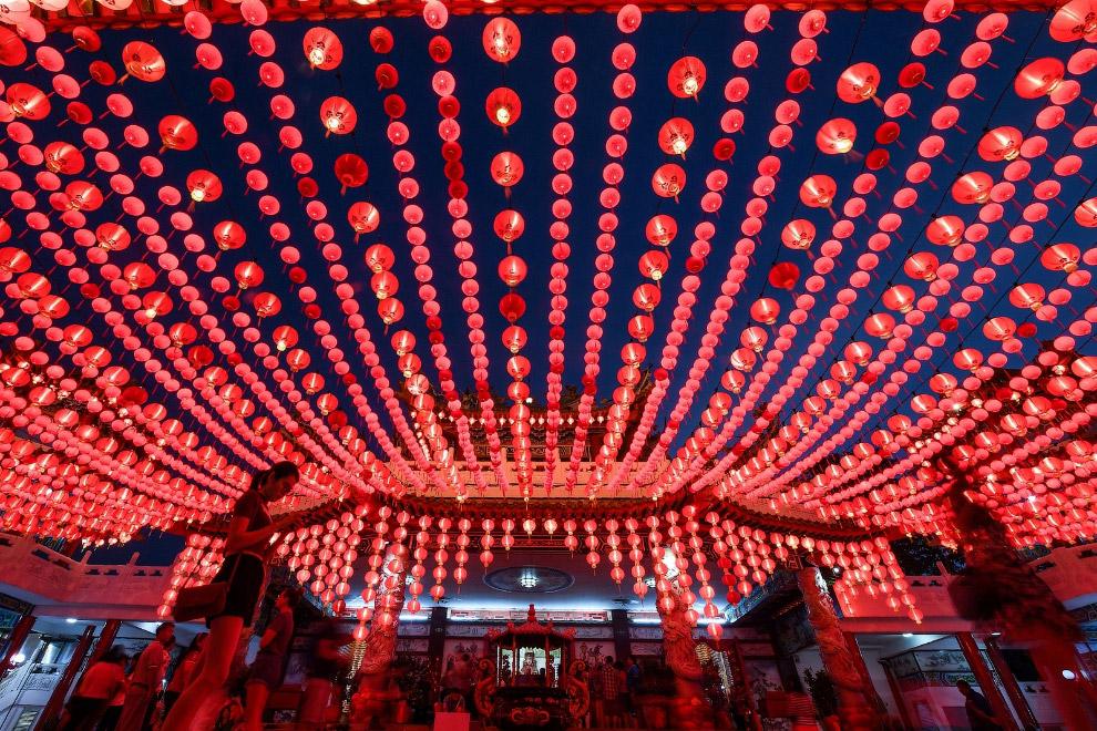 Китайский Новый год 2018 в Куала-Лумпуре