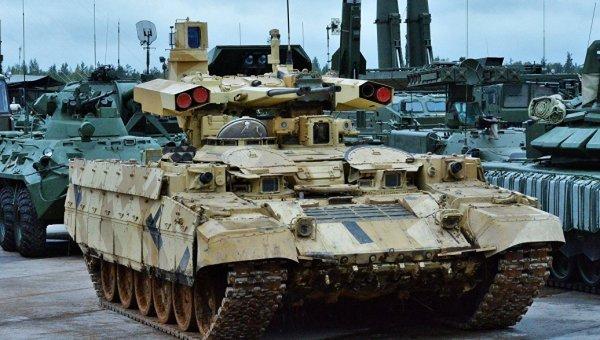 """Российская армия примет на вооружение """"Терминатор-2"""""""