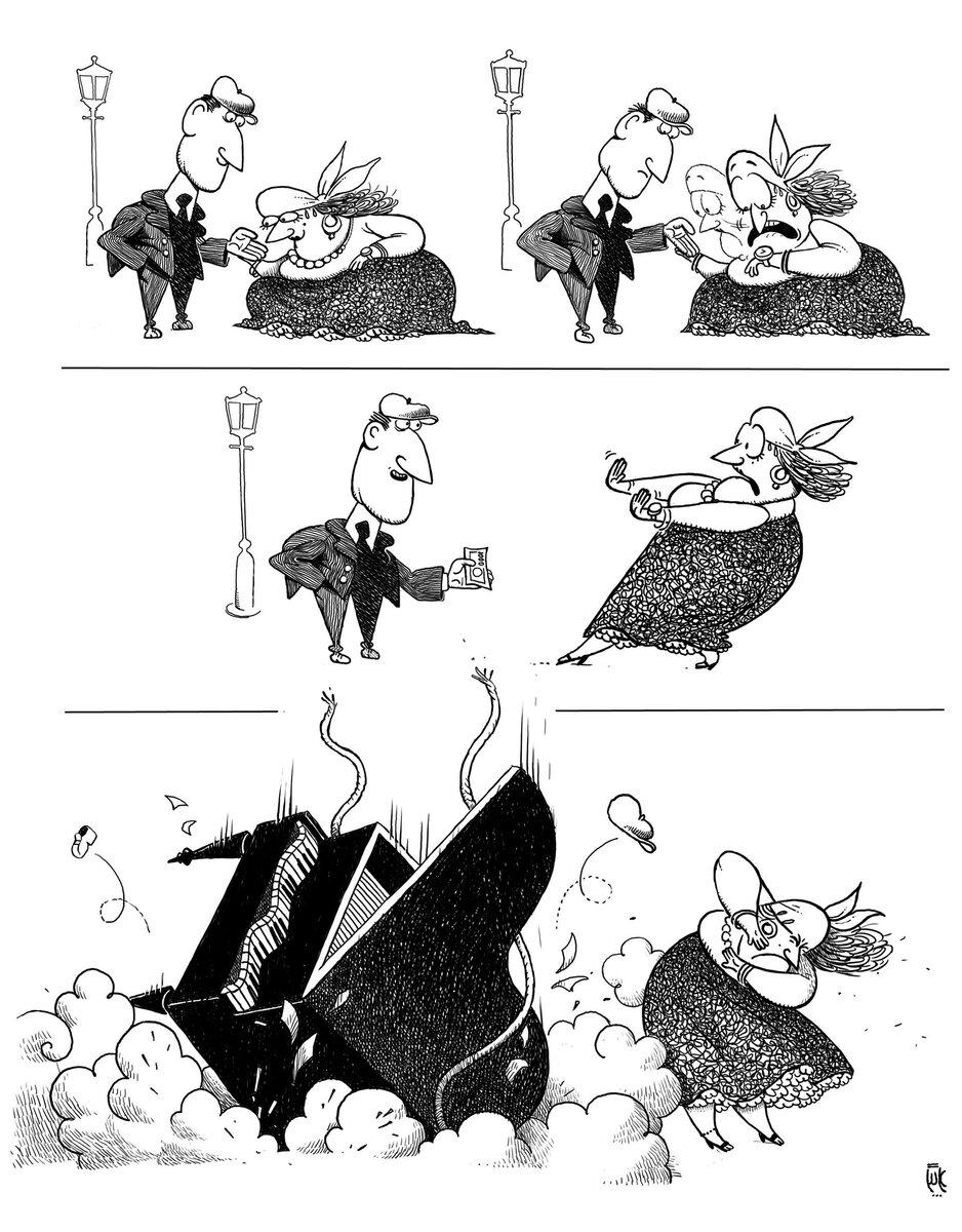 Комикс-география - О чем шутят художники комиксов и карикатуристы из Ирана? веселые картинки,карикатуры