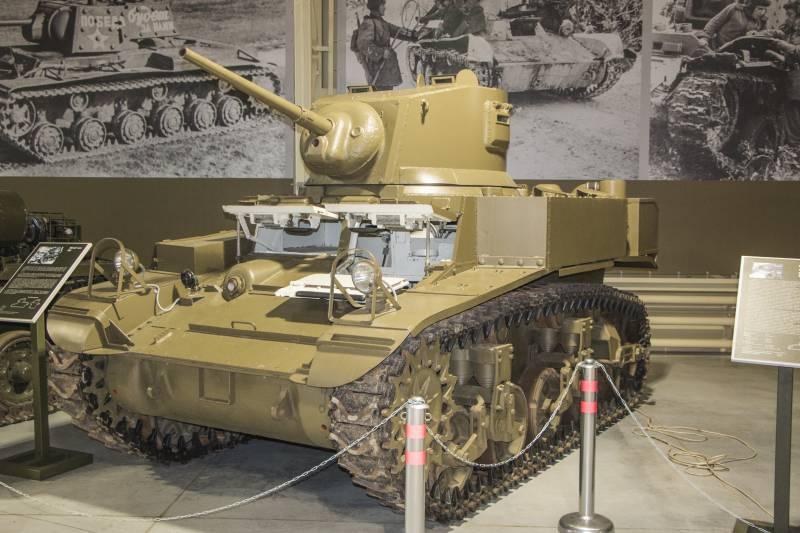 Рассказы об оружии. Танк М3А «Стюарт» снаружи и внутри