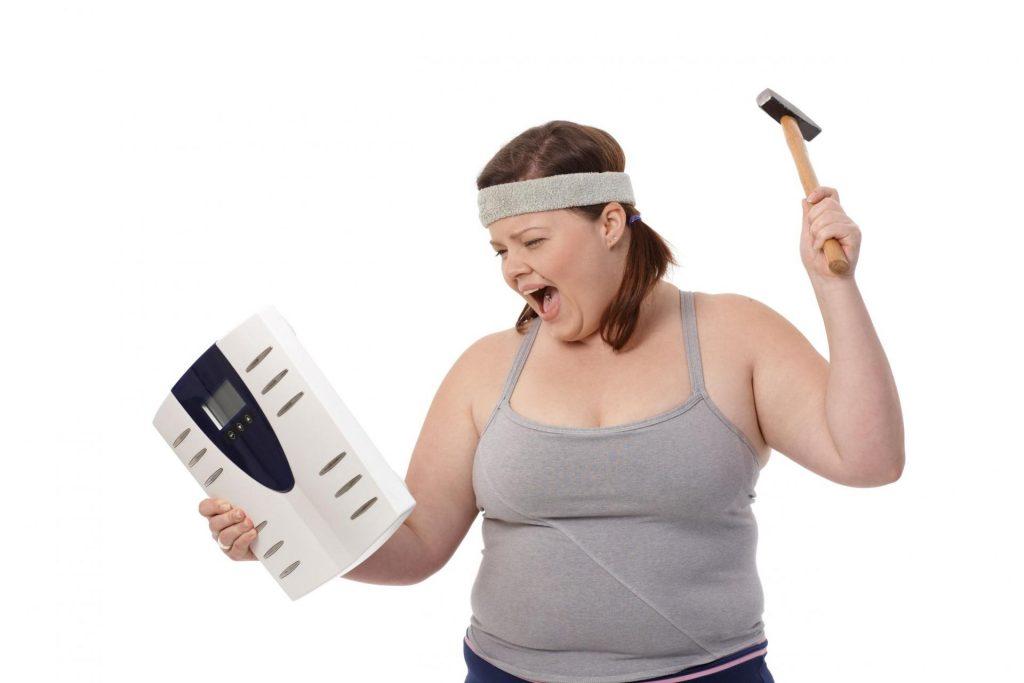 Картинки женщина на весах