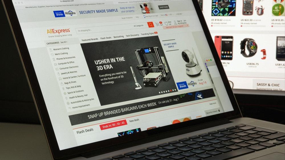 """К """"черной пятнице"""" мошенники создали 400 сайтов-клонов AliExpress"""
