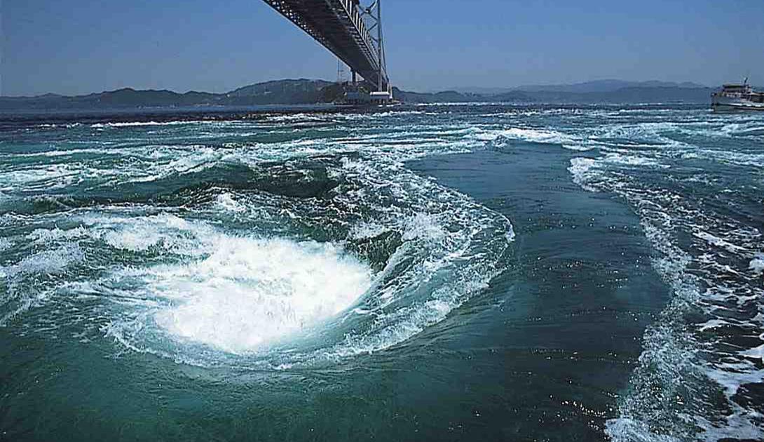 Опасные омуты океана